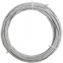 CABLE ACERO 6x19+1 DE 6MM...